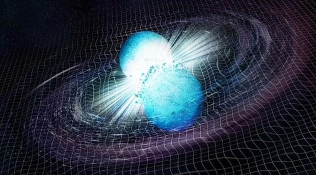 Bilim insanları algımız ötesindeki boyutları tespit etmek için bu kez de kütleçekimsel dalgalardan faydalandılar. Bu dalgaların diğer boyutlara sızıp sızmadığını araştırdılar.Bildiğimiz haliyle evrenüç boyuttanoluşur. Bu boyutları da x, y, z