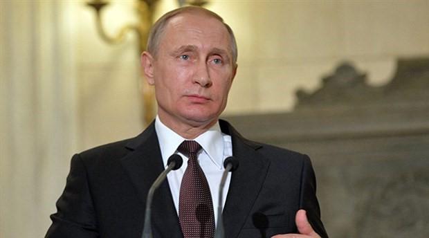 Putin: İl-20 uçağının düşmesini, Türkiye ile olan uçak olayı ile karşılaştırmayın