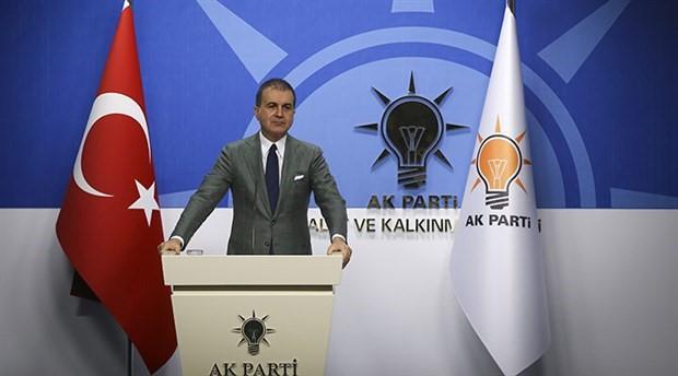 AKP Sözcüsü Çelik: AK Parti'nin bir yerde seçime girmemesi söz konusu değil