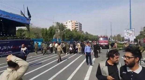 İran'daki saldırıda en az 24 kişinin öldüğü açıklandı
