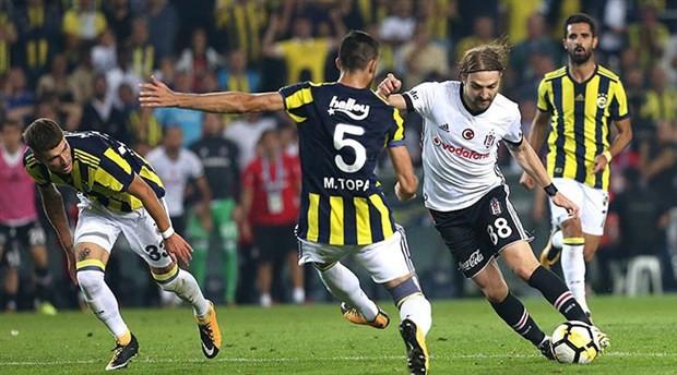 Fenerbahçe-Beşiktaş rekabetinde 348. randevu