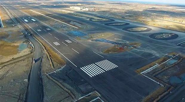 Bakanlıktan, 3. havalimanında yolsuzluk yapıldığını gündeme getiren CHP'li Erdoğdu'ya yanıt