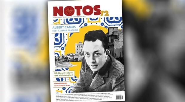 Notos'un Ekim-Kasım sayısı çıktı