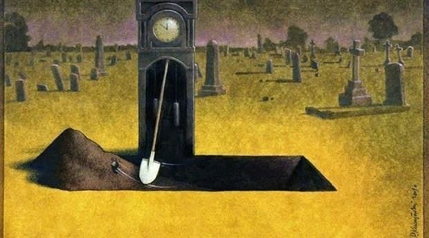 Zamanı öldürmeliyiz!