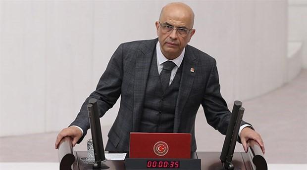 CHP Milletvekili Enis Berberoğlu yemin etti