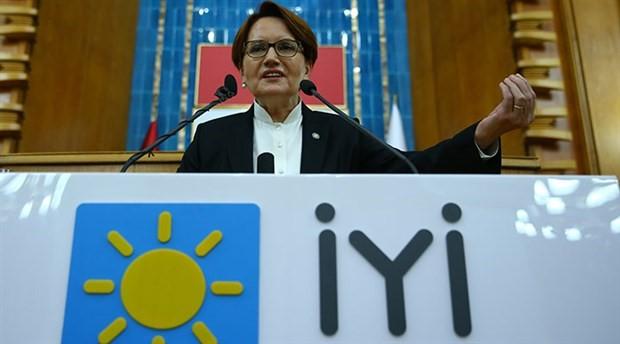 Akşener: Damat Berat'ın açıkladığı program IMF'siz IMF programıdır
