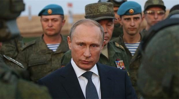 Putin: Yabancı güçler er geç Suriye'den çekilecek