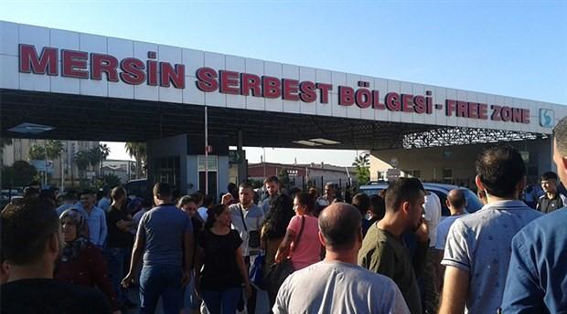 Mersin'de yüzlerce işçi sigortasız çalıştırılıyor!