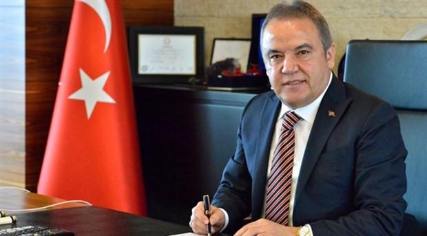 CHP'nin Antalya Büyükşehir Belediye Başkanı adayı Muhittin Böcek