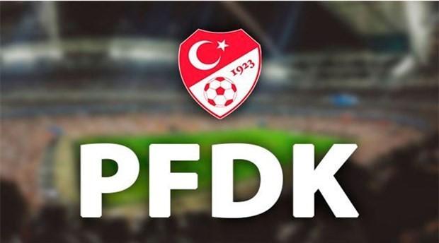 Beşiktaş, Fenerbahçe ve Trabzonspor PFDK'ye sevk edildi