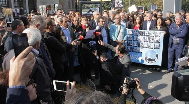 10 Ekim Katliamı'nın üzerinden üç yıl geçti