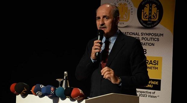 AKP'li Kurtulmuş: 3. Dünya Savaşı çoktan başlamıştır