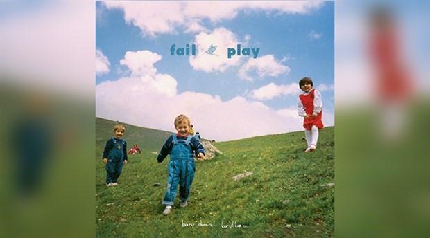 Barış Demirel'in ikinci albümü 'Fail - Play' dijital platformlarda