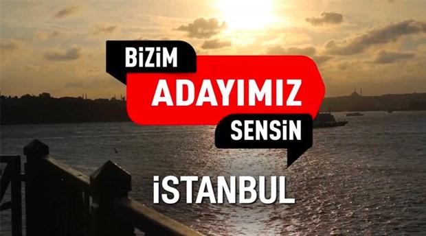 CHP'den İstanbul adayı için video