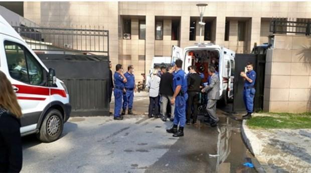 İzmir Adliyesi'ndeki doğalgaz zehirlenmesinde 1 kişi hayatını kaybetti