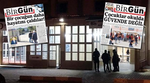 Okulda devrilen dolabın altında kalan 9 yaşındaki Zerrin Koç hayatını kaybetti