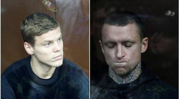 Rusya milli takımında iki futbolcu tutuklandı