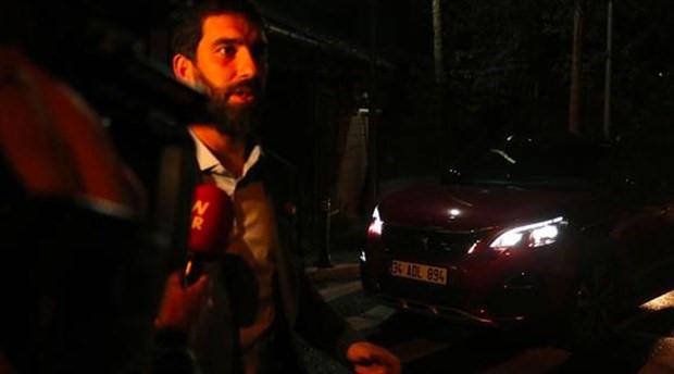 Şarkıcı Berkay'ın burnunu kıran Arda Turan'dan yeni açıklama
