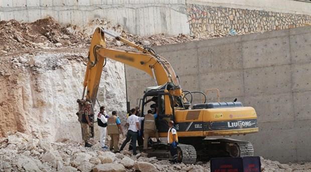 Urfa'da iş cinayeti: İş makinesi operatörü, dinamit patlaması sonucu yaşamını yitirdi