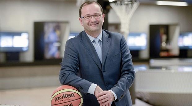 FIBA Genel Sekreteri Baumann hayatını kaybetti
