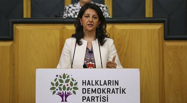 HDP Eş Genel Başkanı Buldan: AKP, cemaatin gizli tanık yöntemine dört elle sarıldı