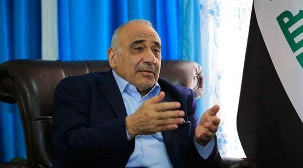 Abdulmehdi, Irak'ın yeni kabinesini gelecek hafta açıklayacak