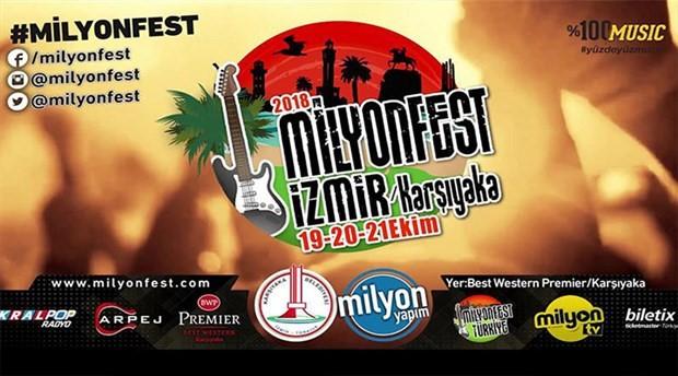 MilyonFest İzmir başlıyor