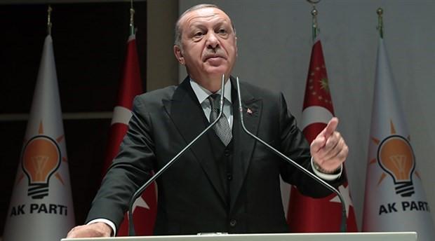 Erdoğan: CHP'yi Kılıçdaroğlu'ndan kurtarmamız lazım