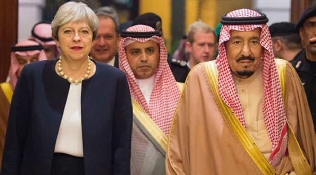 Guardian yazarı: İngiltere ruhunu Suudilere sattı