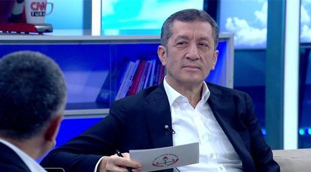 Bakan Ziya Selçuk'tan 'zorunlu din dersi' açıklaması