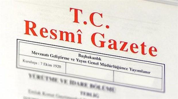 Cumhurbaşkanlığı yıllık programı Resmi Gazete'de