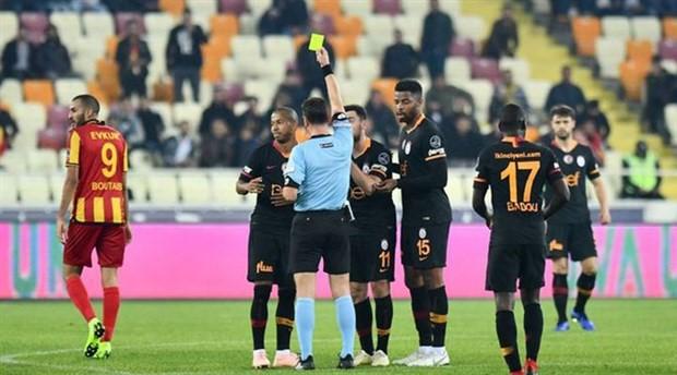 Galatasaray'ın isyanı: Bizde çok sakat var!