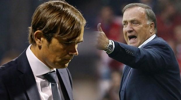 Hollandalı teknik direktörlerin Türk futbolu ile imtihanı