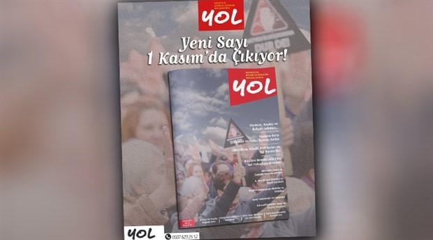 YOL Dergi 1 Kasım'da raflarda