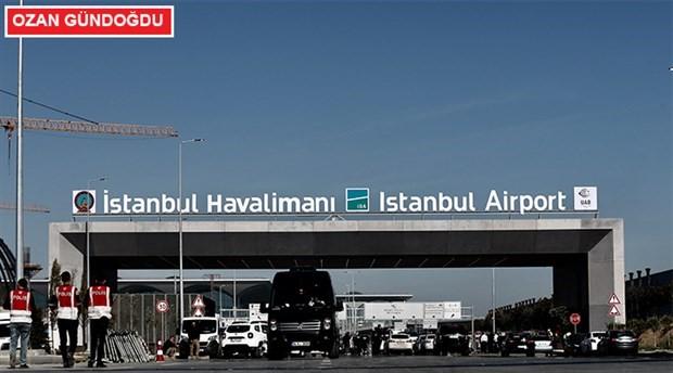 Dünyanın en büyük havalimanı İstanbul Havalimanı mı?