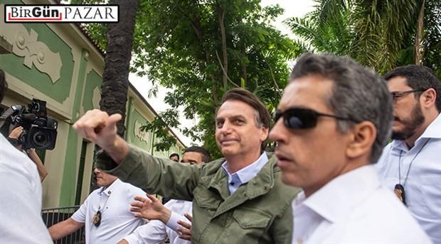 Başkan Bolsonaro ve Brezilya dersleri