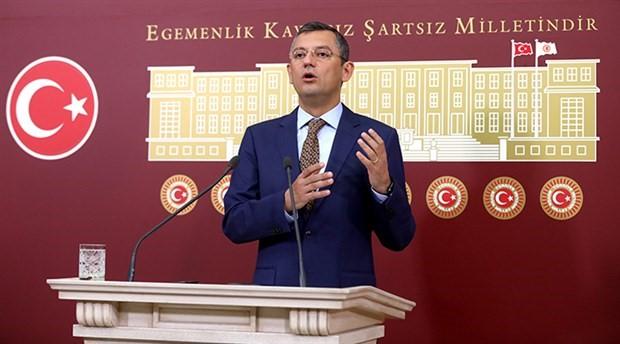 CHP'li Özel'den sağlık teklifine eleştiri