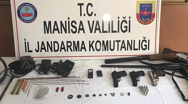 Manisa'da tarihi eser operasyonu: 6 gözaltı