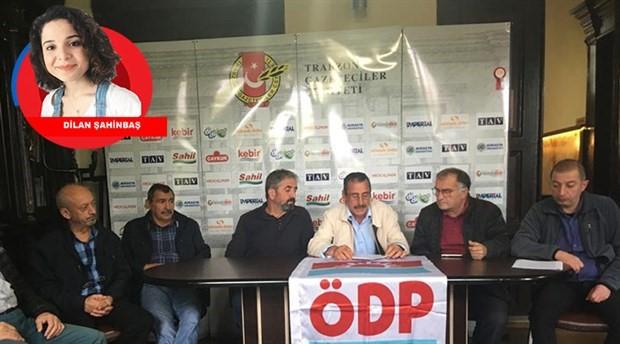 ÖDP: Fındık üreticileri hakkını alamıyor, tüccarlar memnun ediliyor