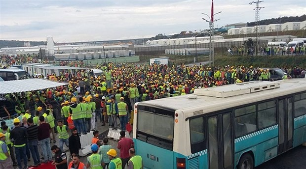 3. Havalimanı işçileri hakkında iddianame: Sendikacılık ve eyleme katılmak suç sayıldı!
