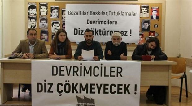 Devrimci Parti, İstanbul il binasına polis baskınının ardından açıklama yaptı