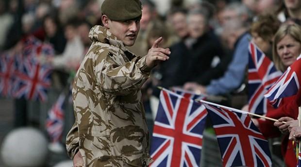 İngiltere ordusu yabancı asker ithal edecek