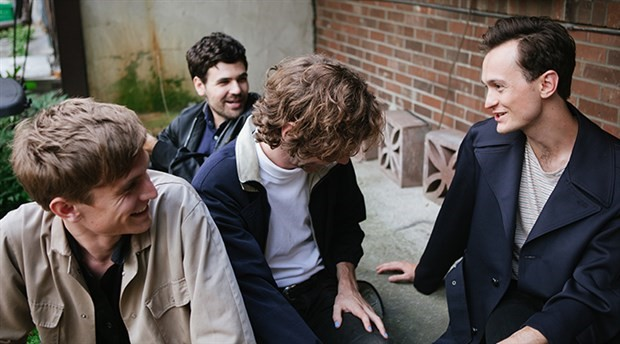 Ought, Post-Punk Sound'uyla Babylon'da