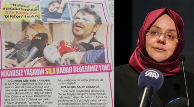 Akit, bu sefer de Bakan Selçuk'u hedef aldı: Aile değil kadın bakanı gibi çalışıyor