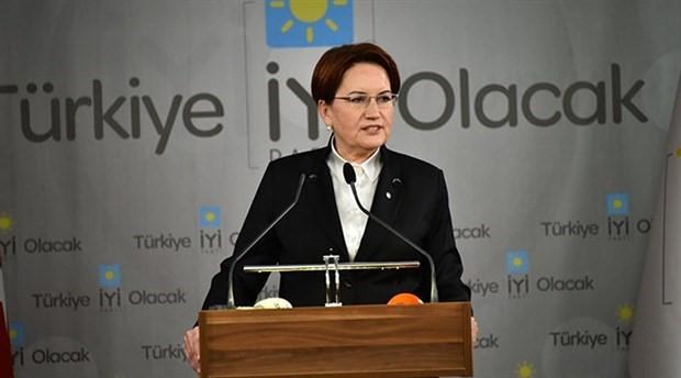 Akşener'den başkan adayları açıklaması: Haberin kaynağını bilmiyorum