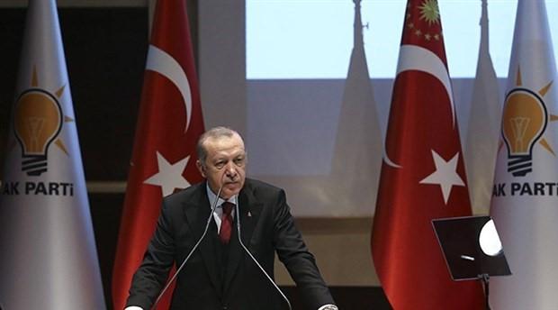 Erdoğan'ın iddiası: Ağaç kesmedik!
