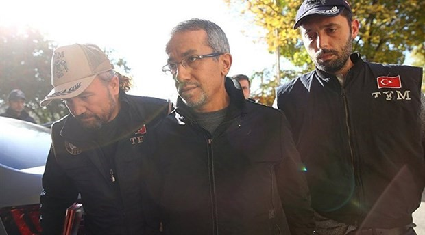Eski savcı Sarıkaya tutuklandı