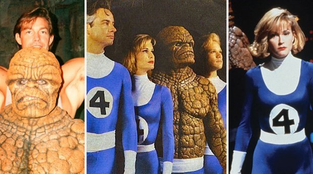Marvel'in yayınlamadığı Fantastik Dörtlü filmi Youtube'a yüklendi