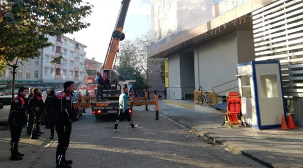 Kırklareli'ndeki AVM yangını kontrol altına alındı
