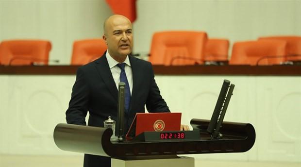 CHP'li Murat Bakan: Satın alınan ürünler ve teçhizatlar nerede?